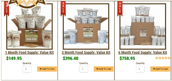 valley food storage coupon code