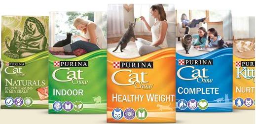 Purina Cat Chow coupon