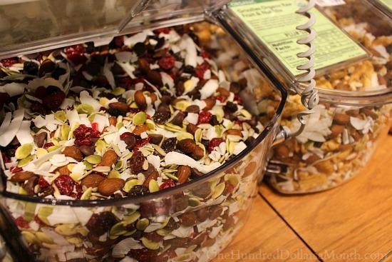 bulk granola mix