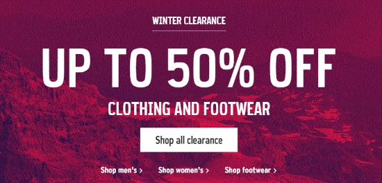 rei winter clearance