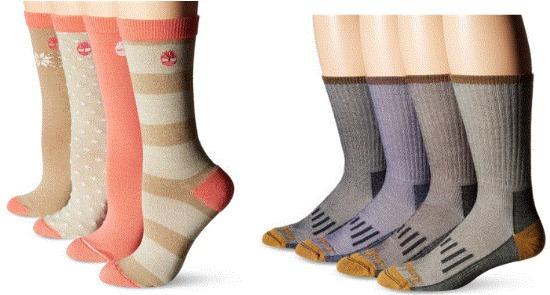 timberland wool socks