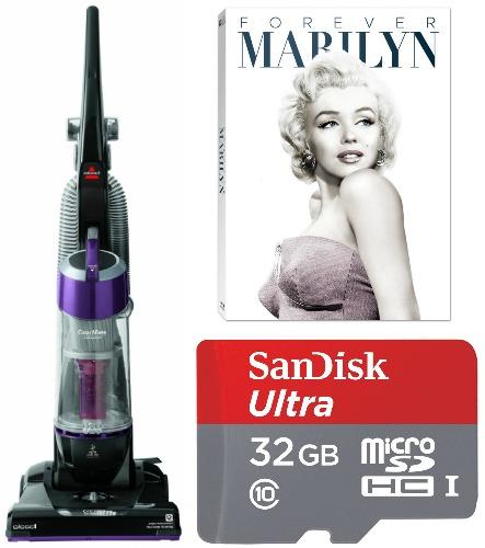 bissell onepass vacuum