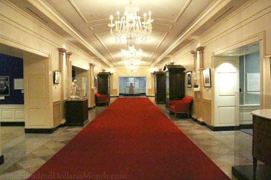 kennedy presidential museum