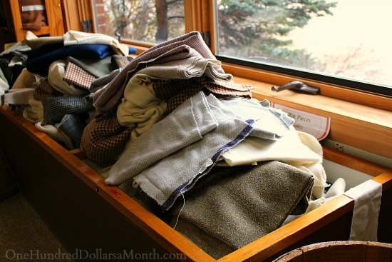 wool pile dorr mill store