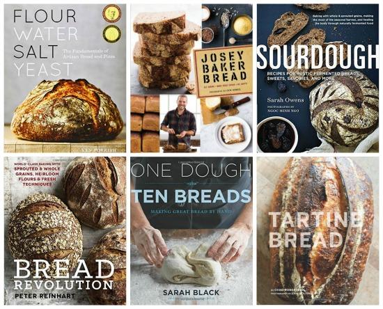 bread books