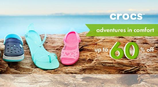 crocs coupon codes