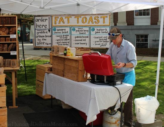 fat toast burlington