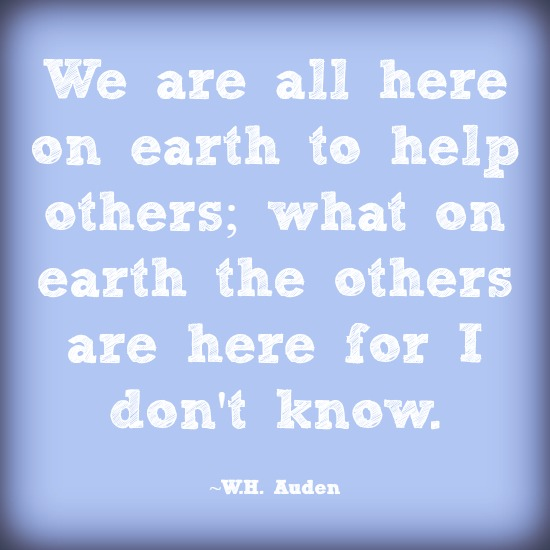 quotes - we are all here