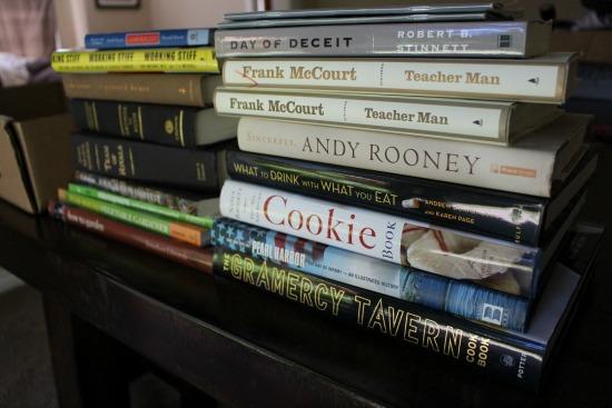 books reading