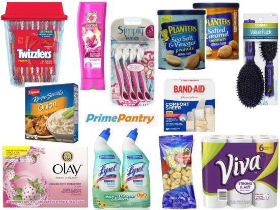 prime pantry deals