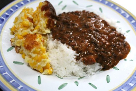 lentils-rice