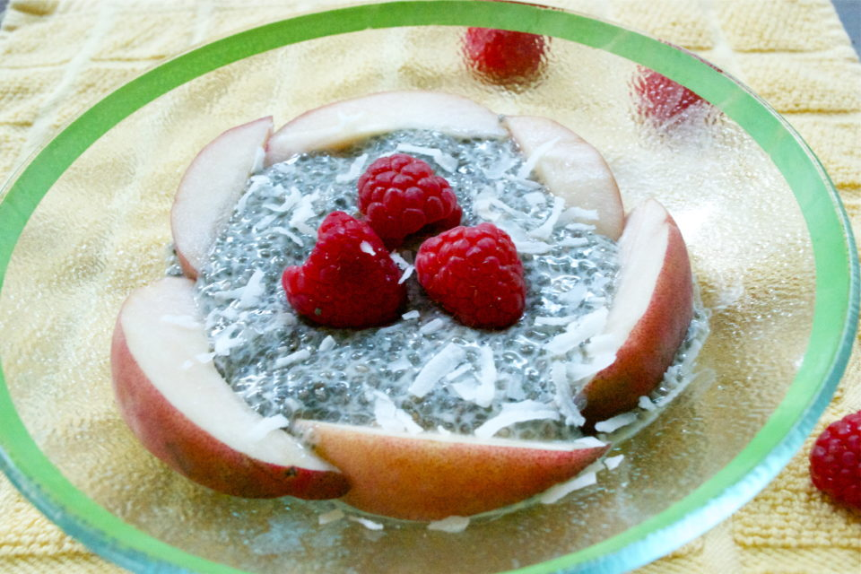 Simple Chia Pudding