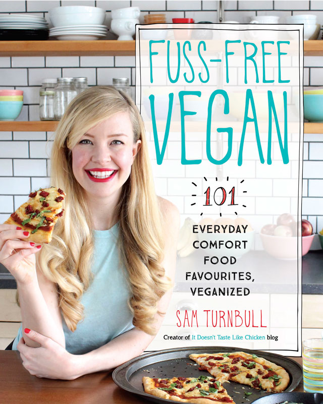 Review on an exciting and new Vegan Cookbook!