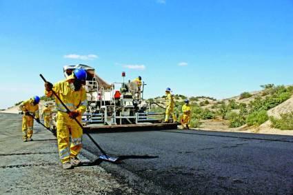 Inversión en infraestructuras de transporte se incrementó en 65,4 % en julio