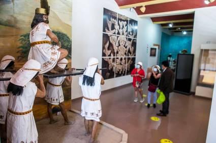 Museo de Chan Chan ofrece un atractivo programa para todos los públicos