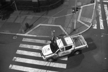 Serenos de Lima frustran robos en la av. Alfonso Ugarte durante la madrugada