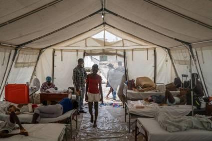 Un mes después del terremoto de Haití: 260.000 niños, niñas y adolescentes siguen necesitando ayuda humanitaria – UNICEF