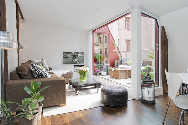 featured posts image for Exceptionally beautiful duplex apartment in Sweden