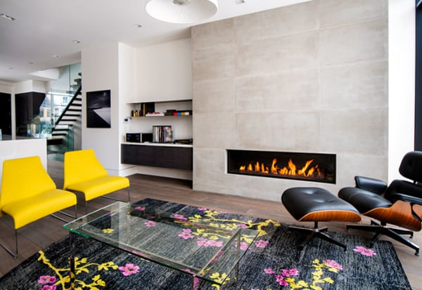 modern fireplace design ideas 03 1 kindesign - Modern Fireplace Design Ideas