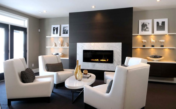 Modern Fireplace Design Ideas 07 1 Kindesign