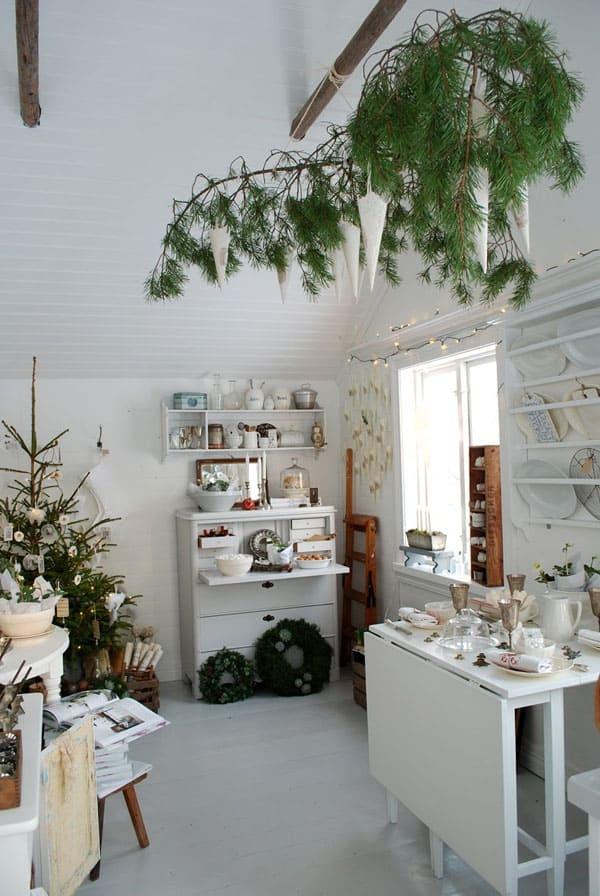 73 Brilliant Scandinavian Christmas decorating ideas : Scandinavian Christmas Decorating Ideas 69 1 Kindesign from onekindesign.com size 600 x 896 jpeg 114kB