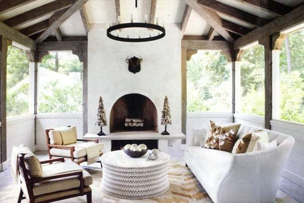 featured posts image for Five warming interior designs for your living room this Christmas