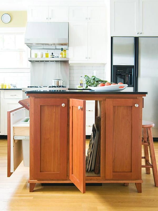 small space kitchen island ideas 48 amazing space saving small kitchen island designs 25898