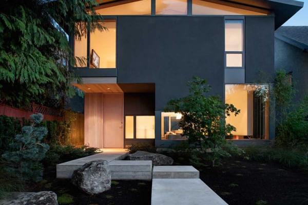 featured posts image for Fascinating contemporary renovation in Vancouver: 430 House
