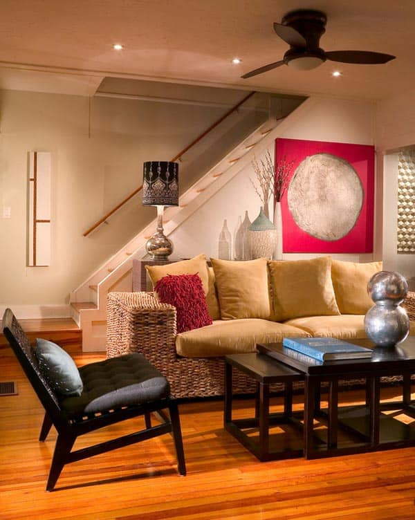 60+ Basements transformed into spaces you may never want ...