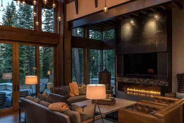 featured posts image for Lake Tahoe getaway features contemporary barn aesthetic