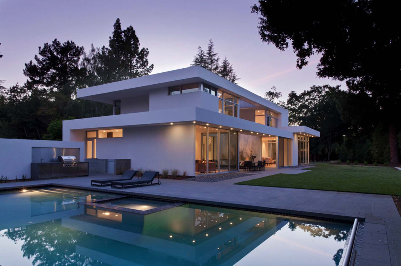 Home in California