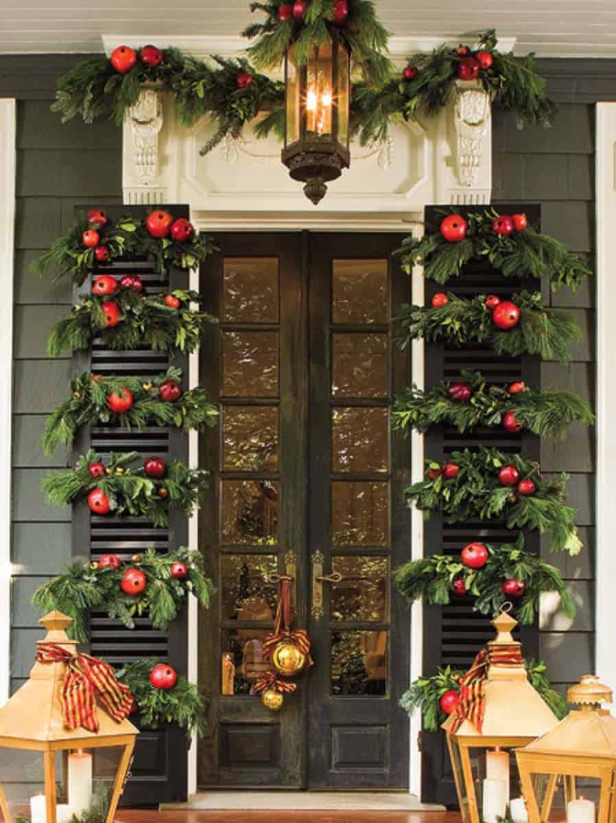 Rustic Design Ideas: 40+ Fabulous Rustic-Country Christmas Decorating Ideas