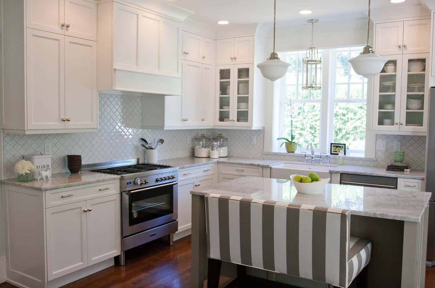 carrara marble kitchen island 25 breathtaking carrara marble kitchens for your inspiration 3098