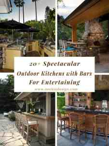 covered outdoor kitchen plans large outdoor living space 20 spectacular outdoor kitchens with bars for entertaining 70 awesomely clever ideas kitchen designs