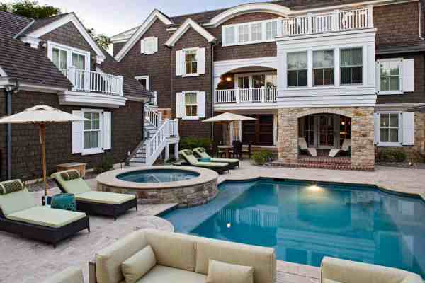 featured posts image for Coastal sanctuary features delightful living spaces on Rehoboth Beach