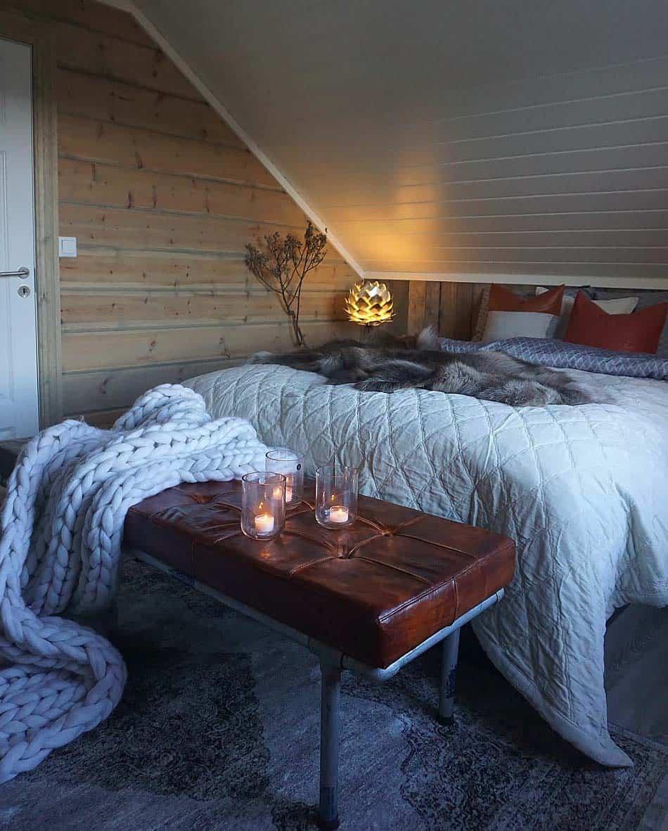 21 Cosy Winter Bedroom Ideas