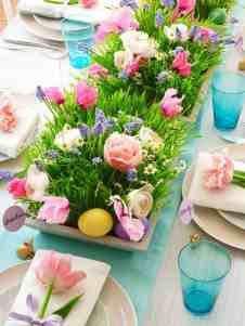25 Gorgeous Diy Easter Tablescape Decorating Ideas For Spring