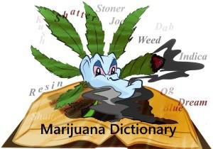 marijuana dictionary