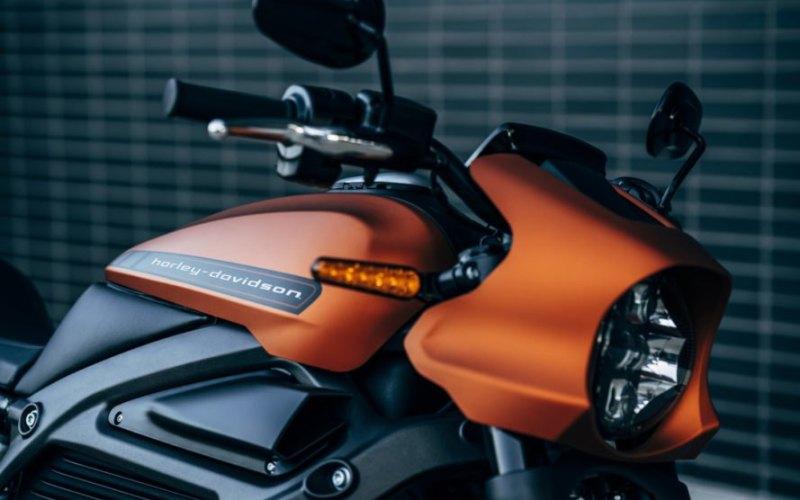 2019 Harley Davidson LiveWire Oneland moto electrique (2)