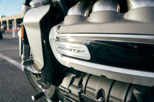 Triumph Rocket 3 GT