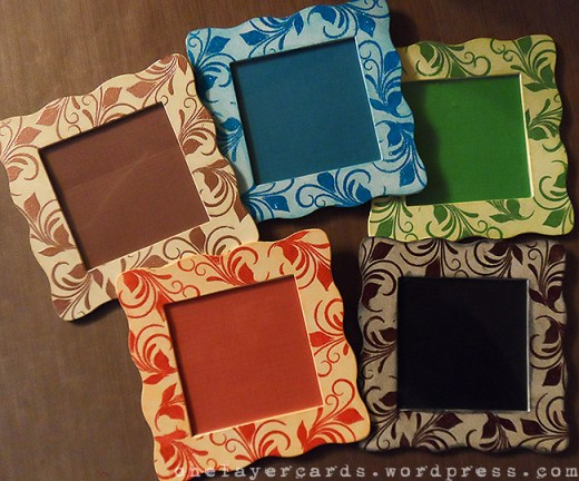 Paper Craft Project No 95 Handmade Christmas Gifts