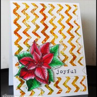 Paper craft project no. 313: Joyful