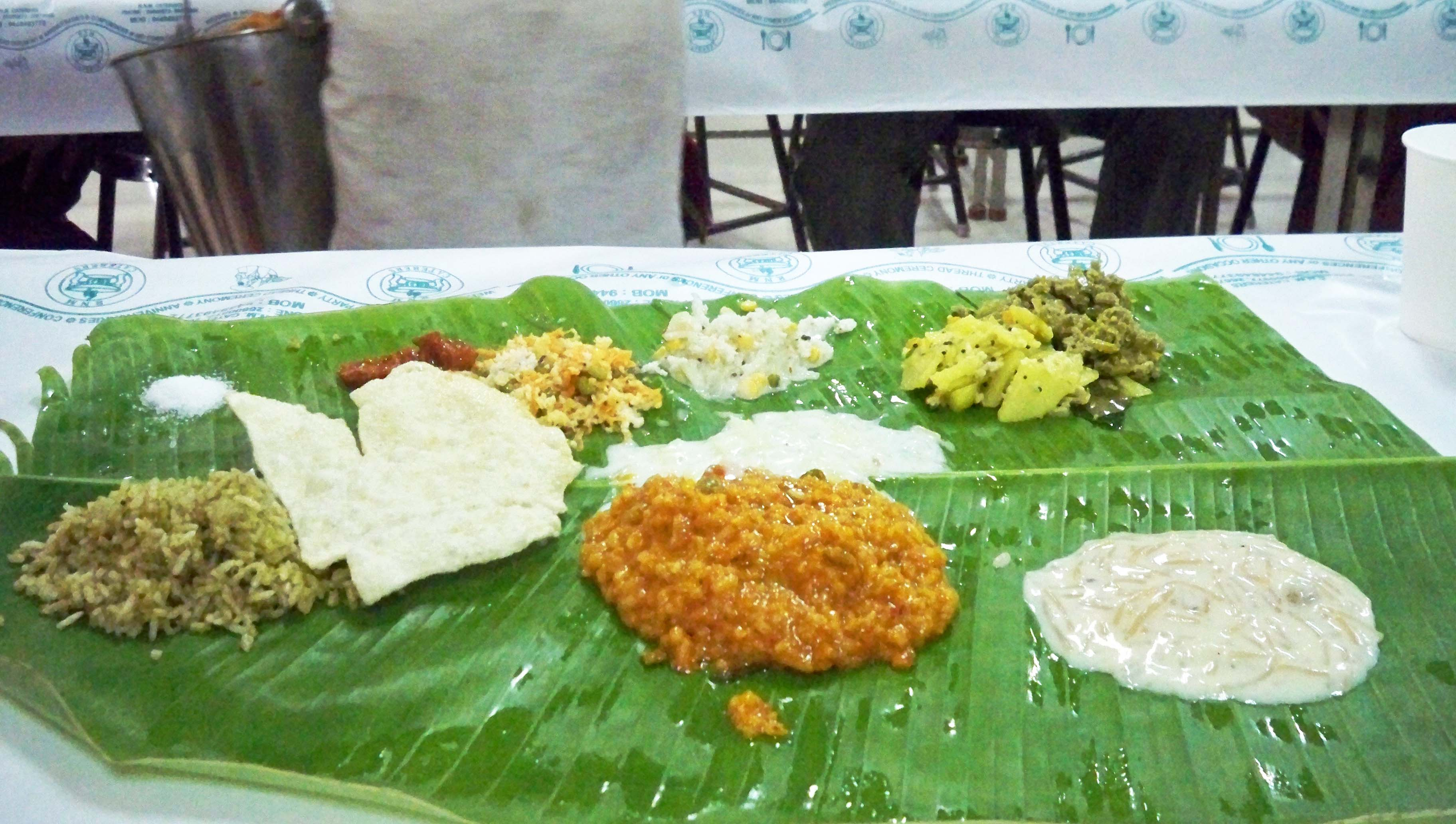 A Taste Of South India – Bisi Bele Bhaath