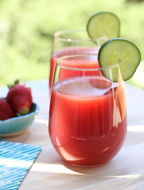 50+ Best Recipes for Fresh Watermelon - Watermelon Juice