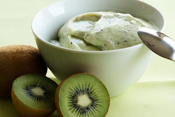 50+ Best Kiwi Recipes - Italian Kiwi Gelato