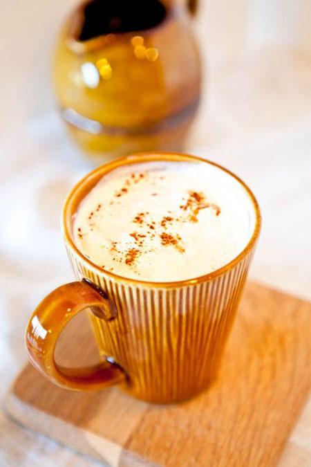 50+ Homemade Starbucks Recipes - Pumpkin Spice Latte