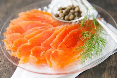 30+ Foods You Can Make Yourself - Homemade Salmon Lox