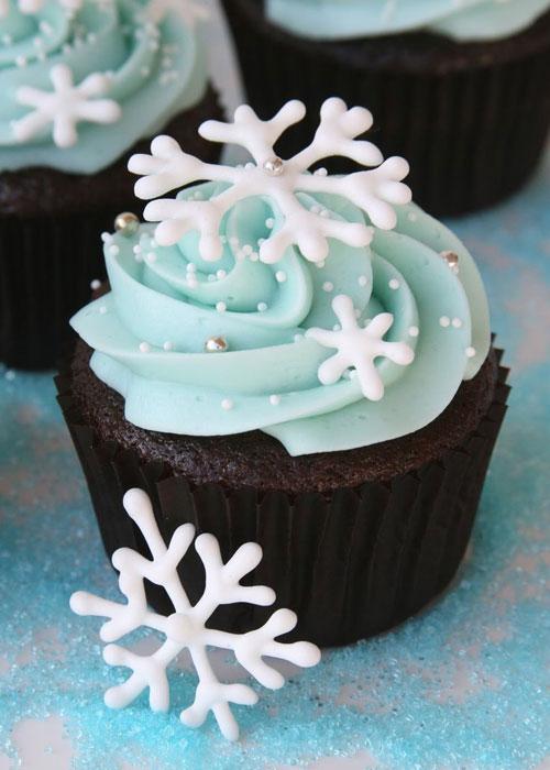Easy Christmas Cupcakes Ideas.Easy Cute Christmas Cupcake Ideas Thecannonball Org