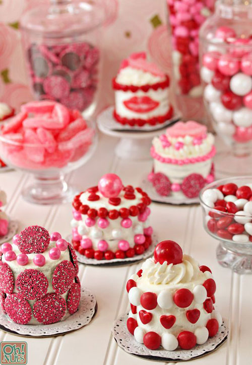 35 Valentines Day Cupcake Ideas One Little Project