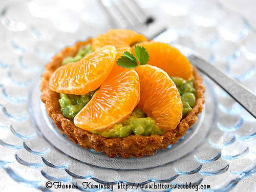 50+ Best Recipes for Fresh Clementines - Clementine Mini Tarts